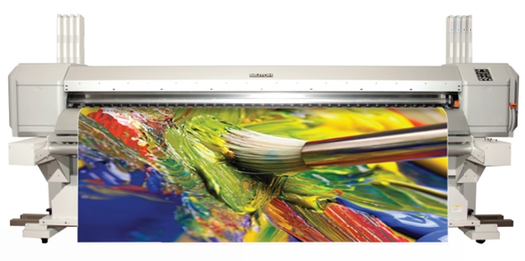 Mutoh ValueJet 2638 Eco Solvent Printer
