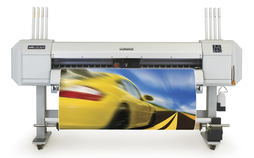 "Mutoh ValueJet 1638 64"" Eco Solvent Printer"
