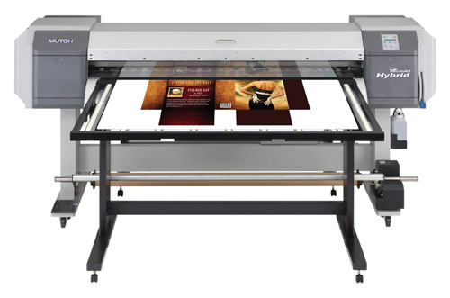 "Mutoh ValueJet Hybrid 1608HS 64"" Printer"