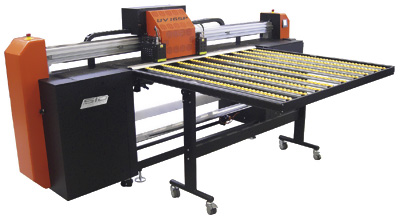 UV 165P Flatbed UV Printer
